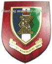 13th 18th Royal Hussars Regimental Military Wall Plaque